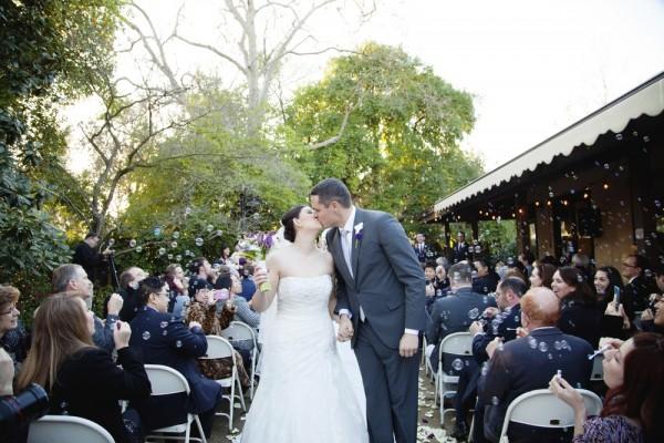 Casa Garden Restaurant in Sacramento, CA :: Small Weddings ℠