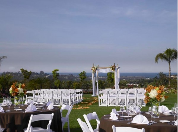 Carlsbad small wedding venue with gorgeous ocean views