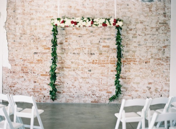 Blanc is an intimate wedding site in Denver