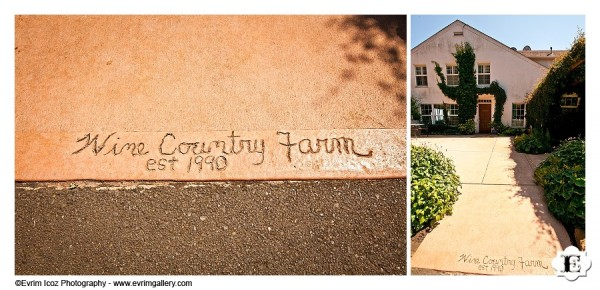 Intimate Wedding Venue - Wine Country Farm