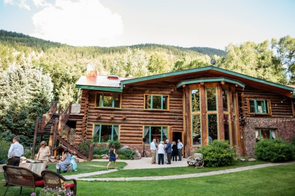 T Lazy 7 Lodge in Aspen, CO :: Small Weddings ℠