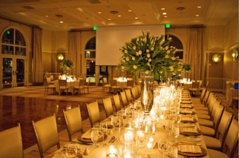 Wedding reception at the Hotel Jerome - Aspen