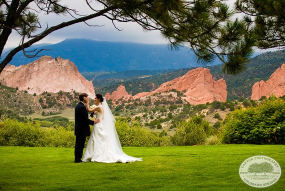 Garden Of The Gods Club In Colorado Springs Co Small Weddings