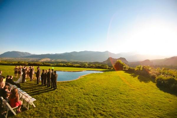 colorado springs garden of the gods wedding - Garden Of The Gods Club