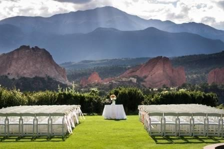 Small wedding venues in colorado springs colorado small weddings garden of the gods club junglespirit Image collections