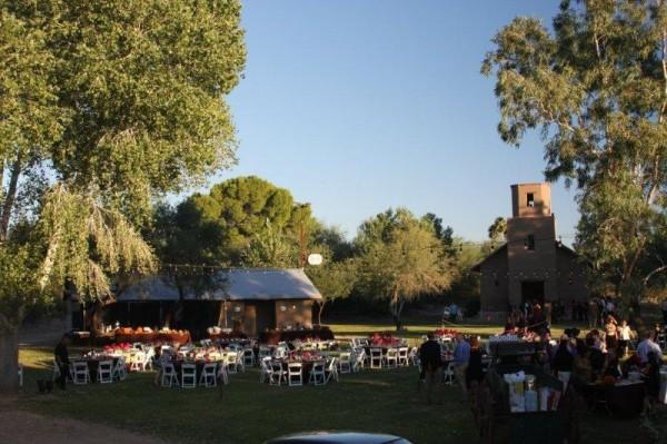 Saint Ann's Chapel & Ranch in Tucson, AZ :: Small Weddings