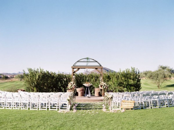 Small wedding ceremony site - Trilogy Resort at Vistancia