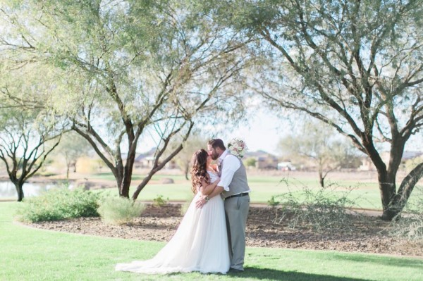 Golf Course Wedding at Trilogy at Vistancia