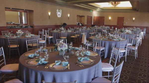 Trilogy at Vistancia - Indoor Wedding Reception