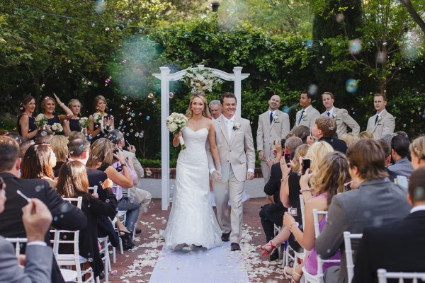 Vizcaya garden wedding in Sacramento