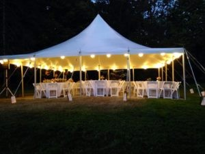A to Z Wedding Tent Rental