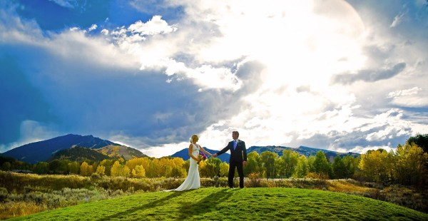 Newly Weds - Aspen Meadows Resort in Aspen, Colorado