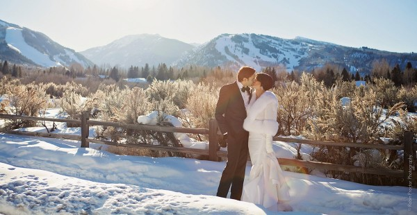 Small winter wedding venue - Aspen Meadows Resort